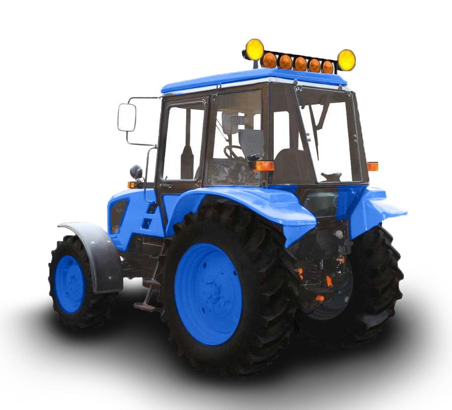 проблесковые маячки на трактор