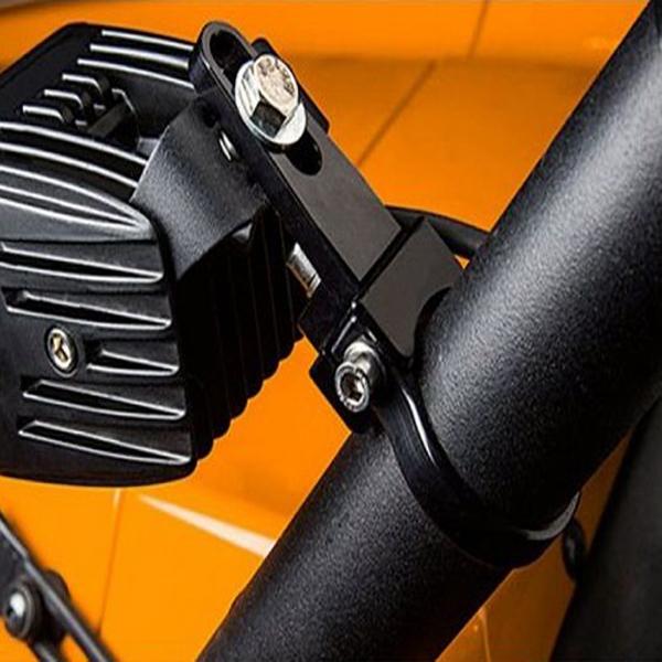 подключение фар на мотоцикл